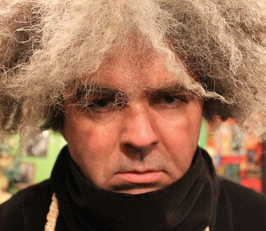 Buzz Osborne » A diatribe to wifey while on the road.
