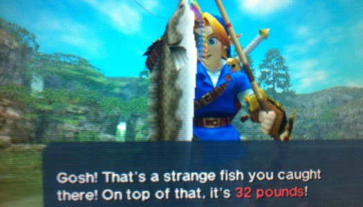 The Hylian Loach…13 years in the catching