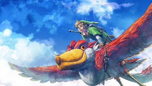 The Legend of Zelda – Skyward Bored.