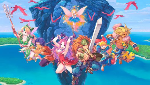 Trials of Mana – Remade and Released
